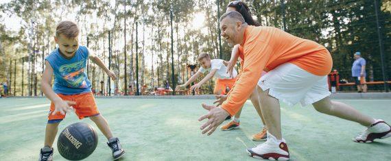Çocukların Sportmenliği